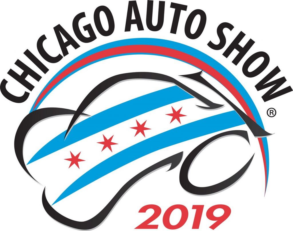 Chicago Auto Show logo for 2019