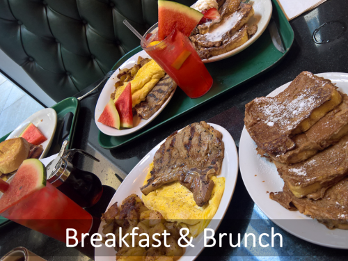 Start The Day Off Right - Breakfast And Brunch