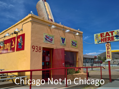 Chicago Style Joints - Not In Chicago