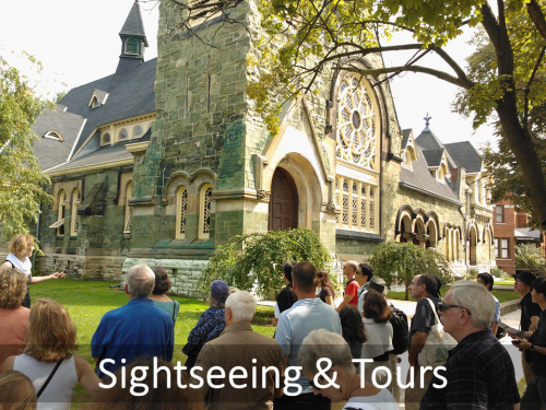 Sightseeing & Tours