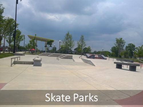 Gotta Skate! Skate Parks