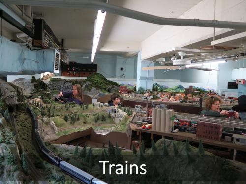Like Trains?